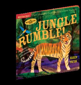 Indestructibles Jungle Rumble Book