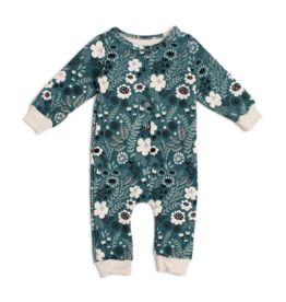 Winter Water Factory Winter Water Factory | Terry Wildflowers Jumpsuit