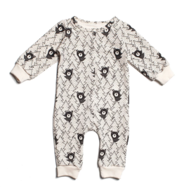 Winter Water Factory Winter Water Factory | Terry Bears Jumpsuit