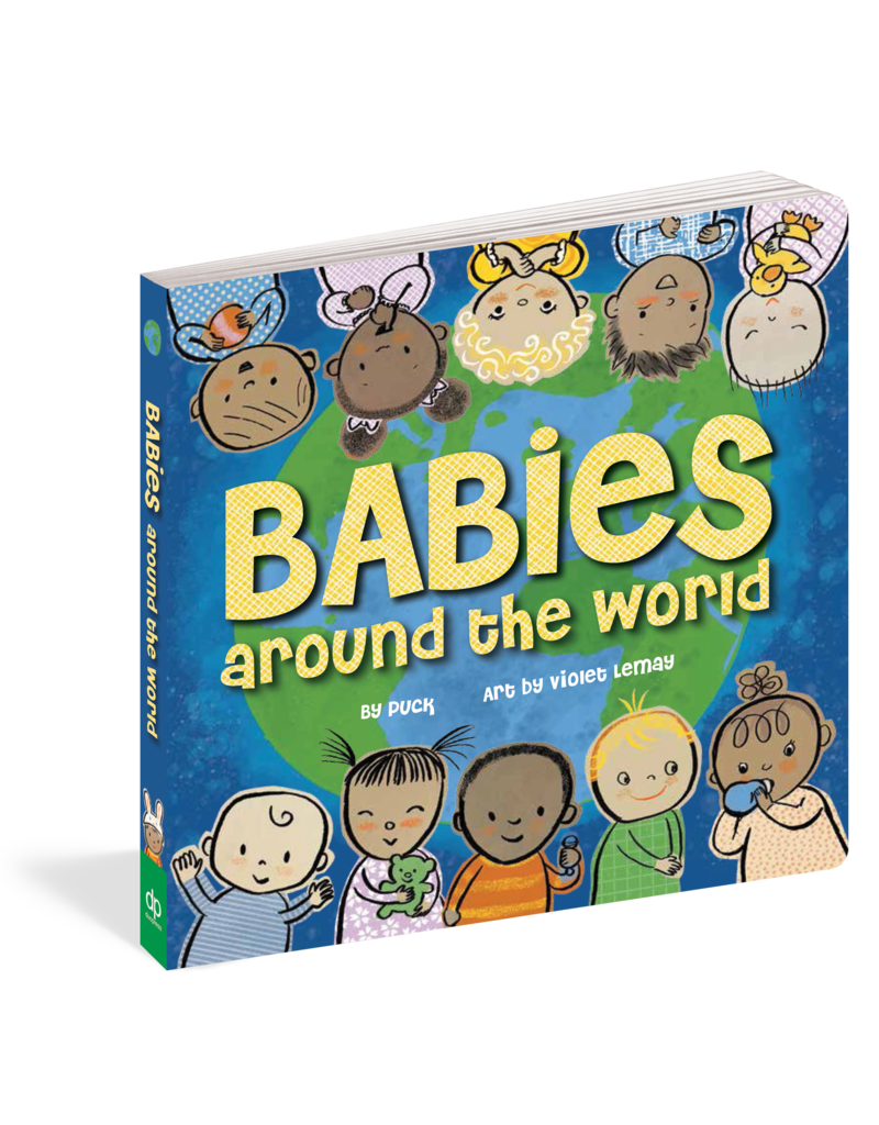 Babies Around the World Board Book
