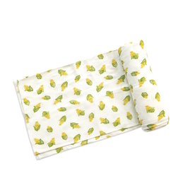 Angel Dear Angel Dear | Baby Corn Bamboo Jersey Swaddle