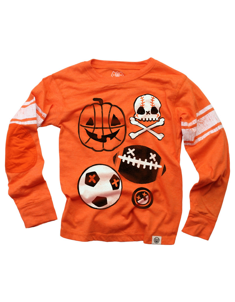 Wes & Willy | Halloween Sports Jersey