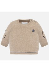 Mayoral Mayoral | Elbow Patch Pullover