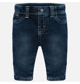 Mayoral Mayoral | Bear Pocket Baby Jeans