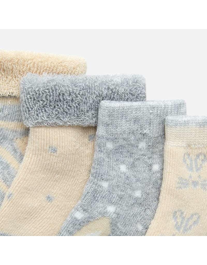 Mayoral Mayoral | 4 Piece Sock Set