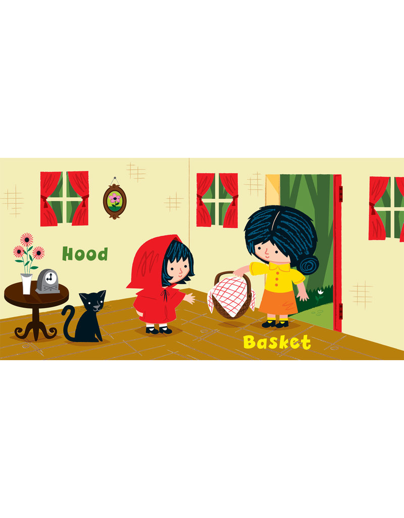 Les Petits Fairy Tales: Little Red Riding Hood