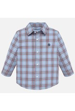 Mayoral Mayoral | Plaid Button Down
