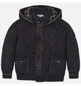 Mayoral Mayoral   Hooded Sweater Coat
