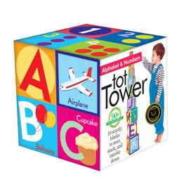 eeBoo eeboo | Alphabet & Numbers Tot Tower