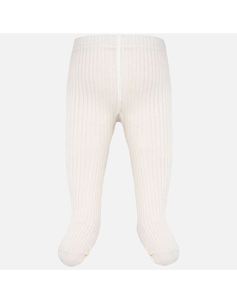 Mayoral Mayoral | Wide Rib Baby Tights