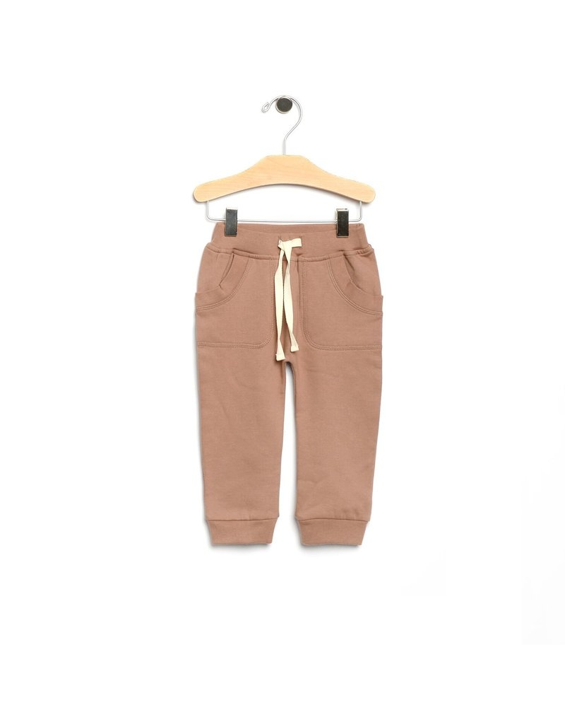 City Mouse City Mouse | Patch Pocket Pant in Caramel