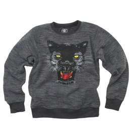 Wes & Willy | Panther Reversible Fleece