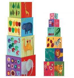 Djeco Djeco   Nature & Animal Blocks