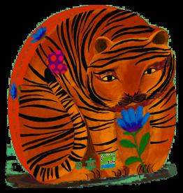 Djeco Djeco | The Tiger's Walk 24pc Puzzle