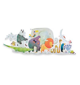 Djeco Djeco | Animal Parade 36pc Floor Puzzle