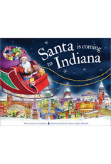 Santa's Sleigh is coming to Indiana