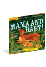 Workman Publishing Indestructibles Mama and Baby