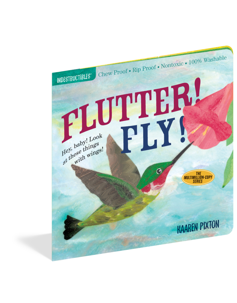 Workman Publishing Indestructibles | Flutter Fly