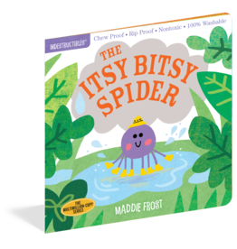 Workman Publishing Indestructibles | Itsy Bitsy Spider