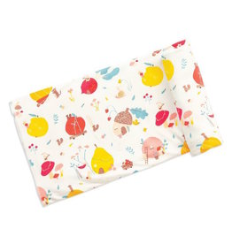 Angel Dear Angel Dear | Fruit Homes Bamboo Jersey Swaddle