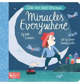 Gibbs Smith Little Poet Walt Whitman: Miracles Everywhere