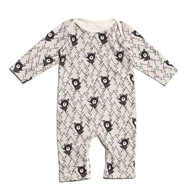 Winter Water Factory Winter Water Factory | Black Bear Romper