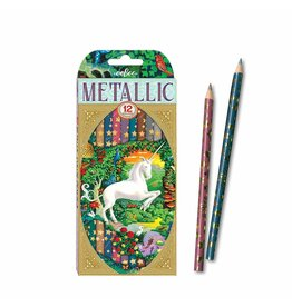 eeBoo Eeboo | Unicorn Metallic Pencils