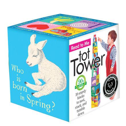 eeBoo Eeboo   Read to Me Tot Tower
