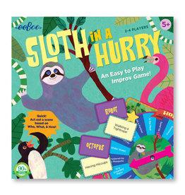 eeBoo Eeboo   Sloth in a Hurry Action Game