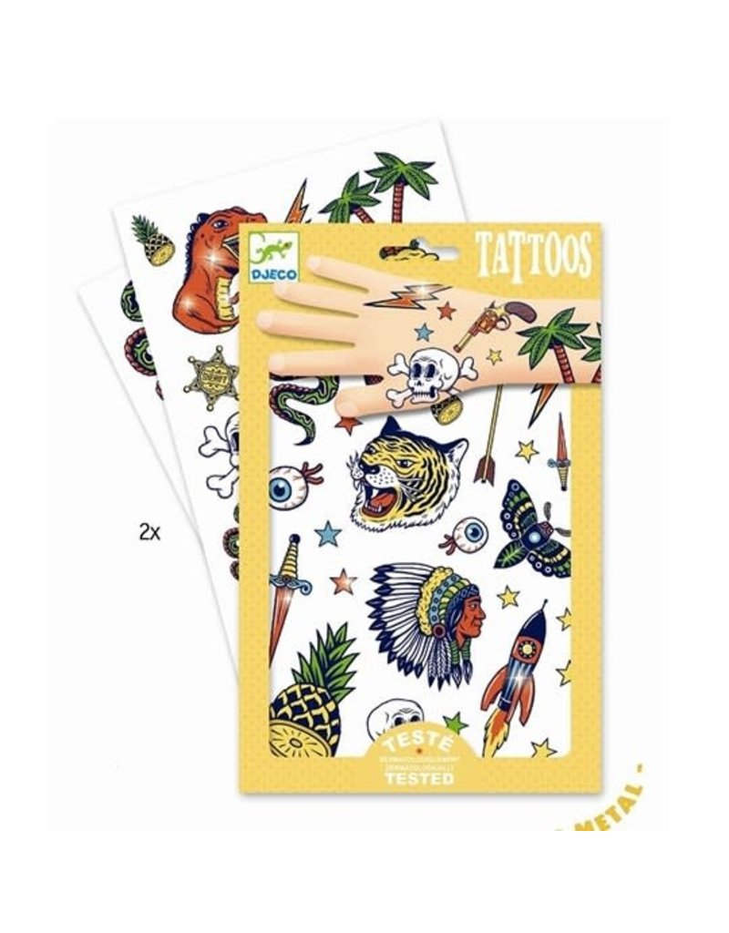 Djeco Djeco | Bang Bang Tattoos