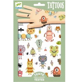 Djeco Djeco | Monsters Tattoos