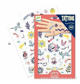 Djeco Djeco | Sweet Dreams Tattoos