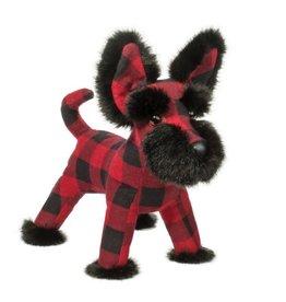 Douglas Douglas | Tartan Buffalo Plaid Scottie Dog