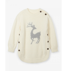 Hatley Hatley | Mistletoe Deer Sweater