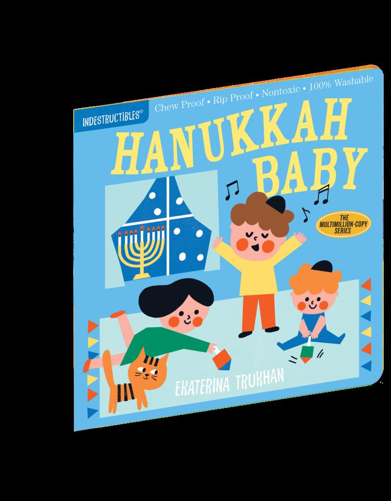 Workman Publishing Indestructibles Hanukkah Baby