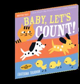 Workman Publishing Indestructibles Baby, Let's Count