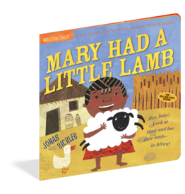 Workman Publishing Indestructibles Mary Had A Little Lamb