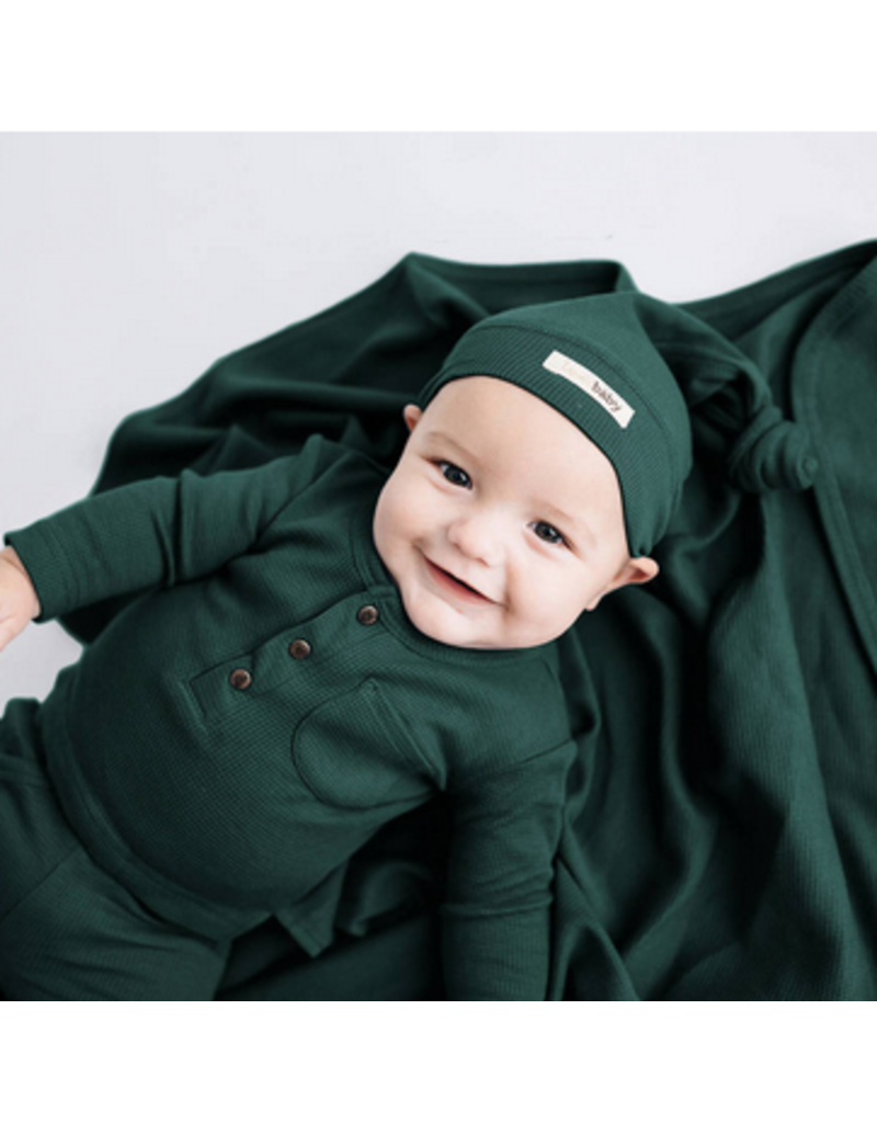 L'oved Baby |Thermal Cap in Pine
