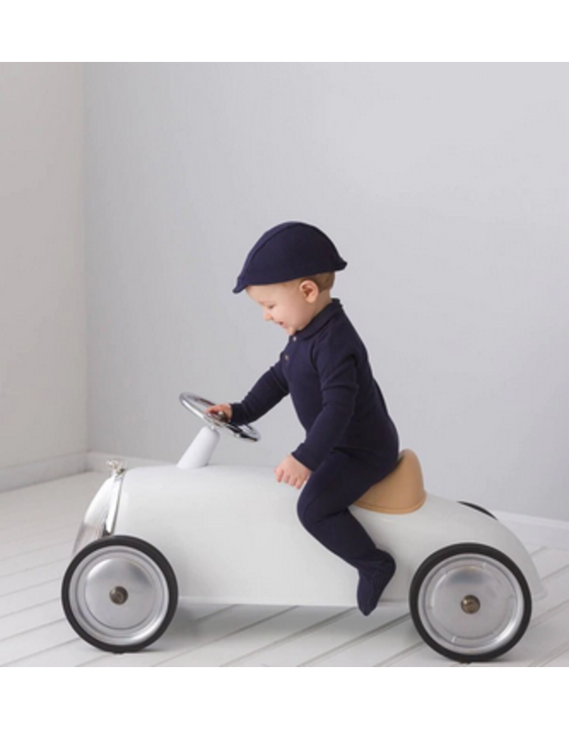 L'oved Baby | Organic Riding Cap in Navy