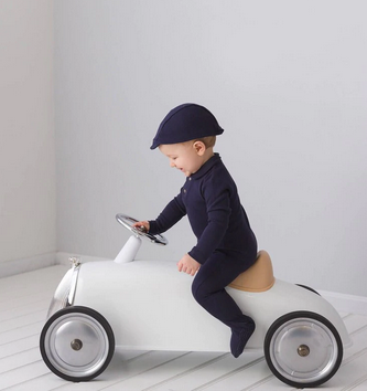 L'oved Baby L'oved Baby | Organic Riding Cap in Navy