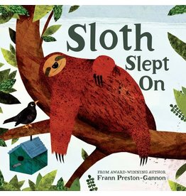 Sloth Slept On Board Book