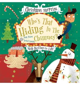 Who's Hiding in the Chimney | Lift-The Flap Book