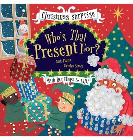 Who's That Present For | Lift-The Flap Book