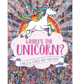 Where's The Unicorn   Search & Find Book