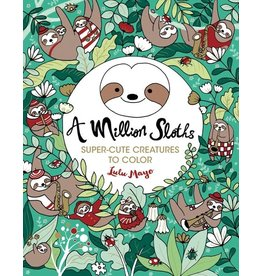 A Million Sloths | Coloring Book
