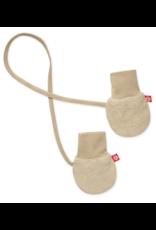 Zutano Zutano | Cozie Fleece Mittens with String