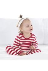 Kickee Pants Kickee Pants| Candy Cane Stripe Pajama Set