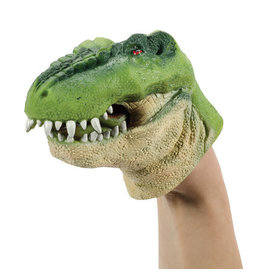 Dinosaur Hand Puppet by Schylling