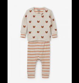 Hatley Hatley | Clever Fox Baby Pajamas