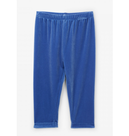 Hatley Hatley | Sky Blue Velour Leggings